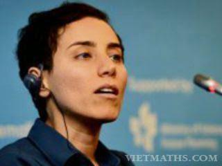 giao su Maryam Mirzakhani  dat giai thuong fields 2014