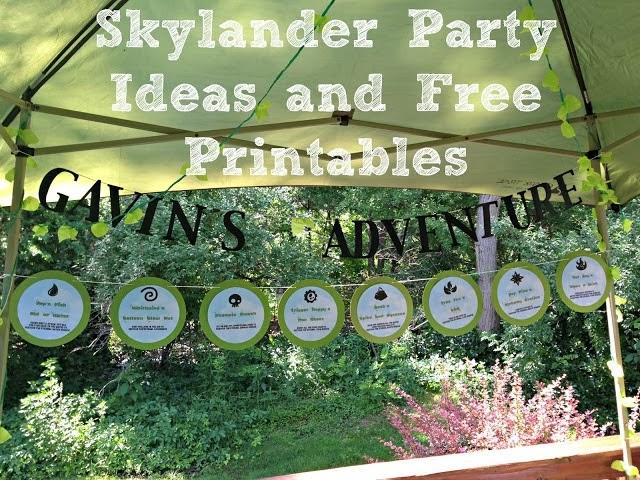http://bestlifemistake.blogspot.com/2013/06/skylander-birthday-party-with-free.html