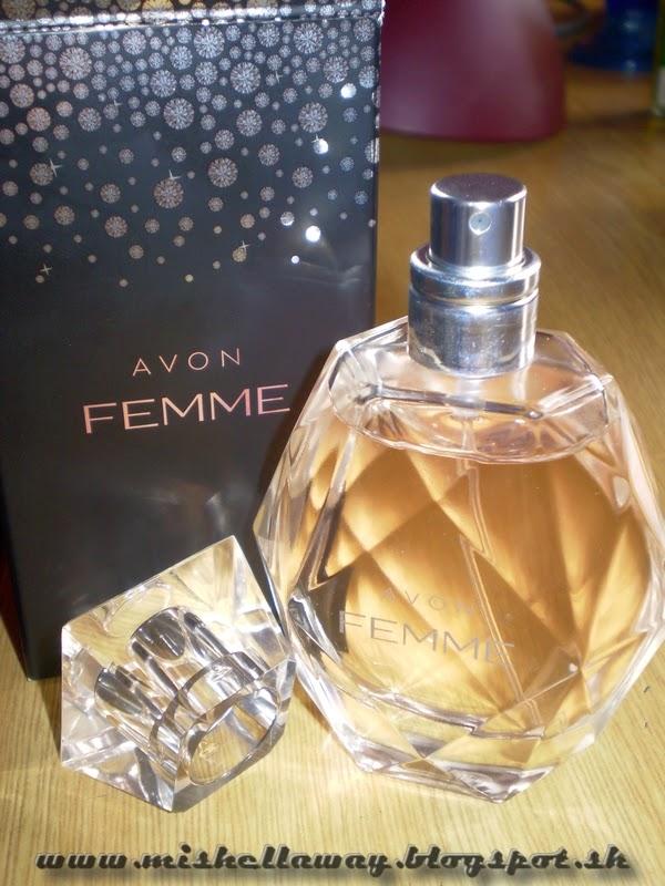 Avon Femme parfum