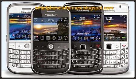 Daftar Harga Smartphone Blackberry