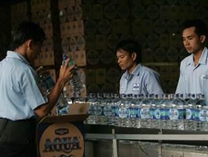 Danone Aqua