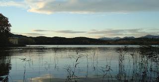 Lago de Banyoles Girona