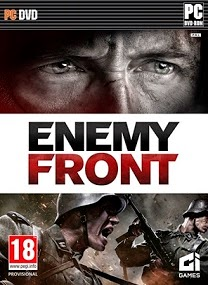 enemy front pc game cover Enemy Front RELOADED