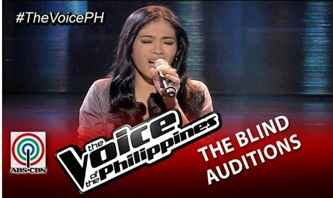 Shaira Cervancia Sings 'Sabihin Mo Na' on The Voice of the Philippines Season 2 Blind Audition Video Replay