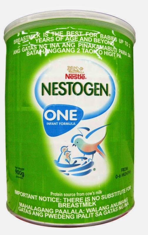 Nestogen milk