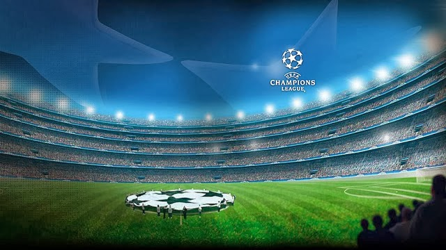 Partidos Octavos de Final Champions League 2014