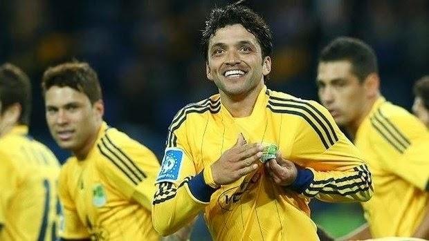 Jogador brasileiro naturalizado na Ucrânia é convocado para o exército ~  Giro em Ipiaú 1ac589b037f1d