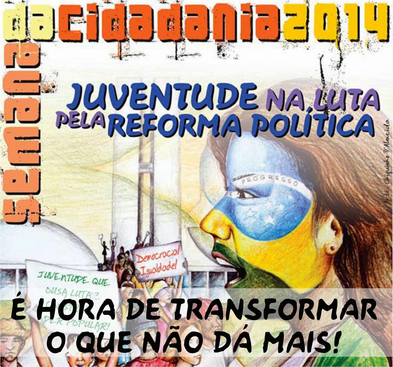 Semanda Cidadania 2014