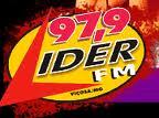 ouvir a Rádio Líder FM 97,9 Viçosa MG