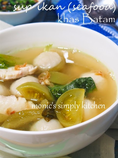 resep sup seafood batam