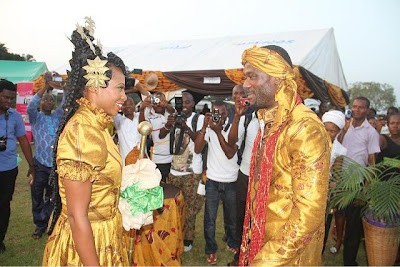 nse ikpe etim traditional wedding photos