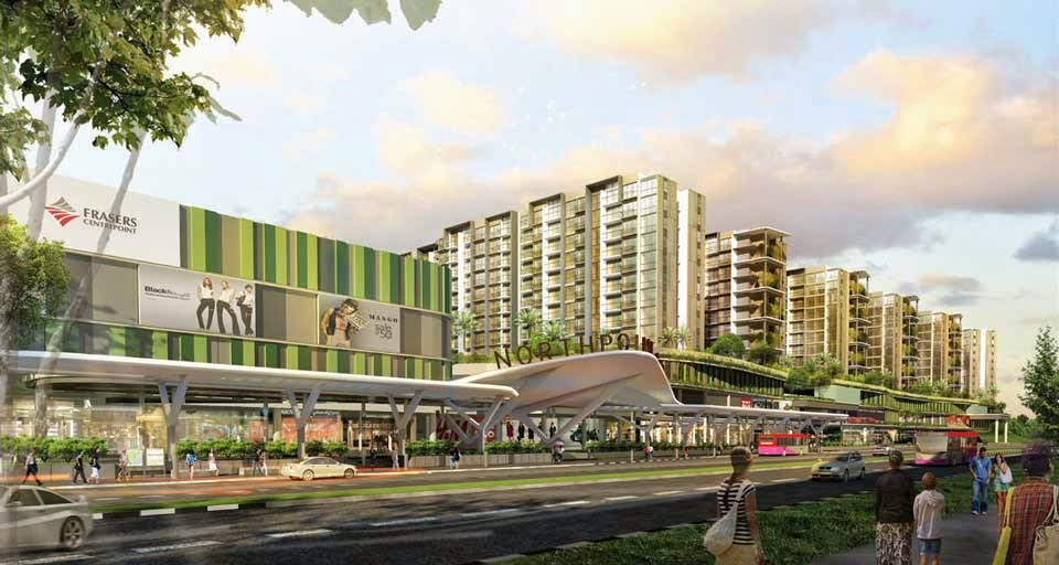 North Park Residences @ Yishun is very near to Launching !