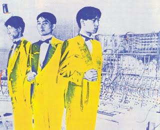 Yuhihiro Takahashi, Haruomi Hosono y Ryuichi Sakamoto, La YMO en 1978