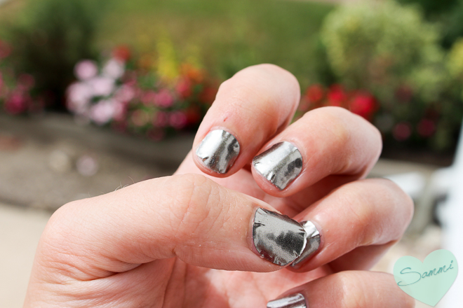 Sammi The Beauty Buff Review Jamberry Nail Wraps