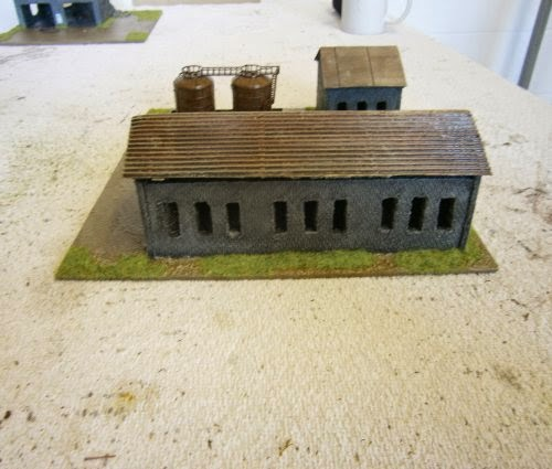 Making Stalingrad Ruined Factory Three Pictures 12