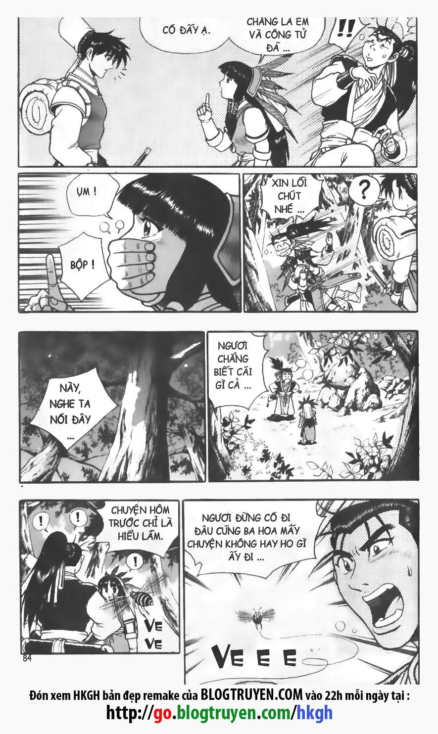 Hiệp Khách Giang Hồ chap 113 page 18 - IZTruyenTranh.com