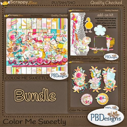 Preview of Color Me Sweetly by PBDesigns