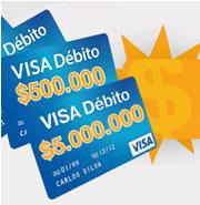 Participa y gana tarjetas de credito