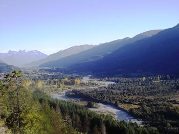 Valle del Río Azul, El Bolsón