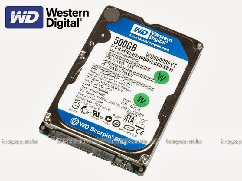 hdd-laptop-500Gb-sata-western-5400rpm-moi