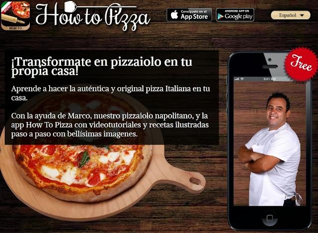 Transfórmate en un pizza chef en casa