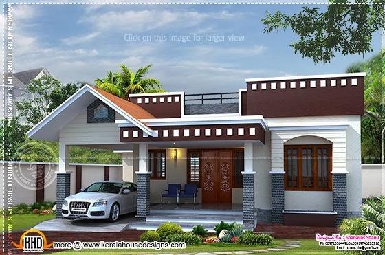 Home elevation design software on kerala home design elevation home - Modern Tamilnadu House Keralahousedesigns