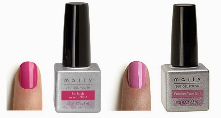 What We Re Loving Mally Beauty S 24 7 Gel Nail Polish Color