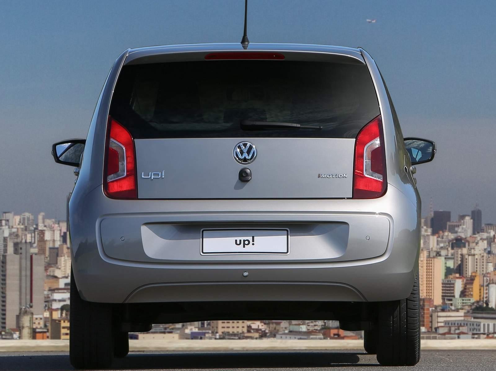 carro up! Volkswagen Automático