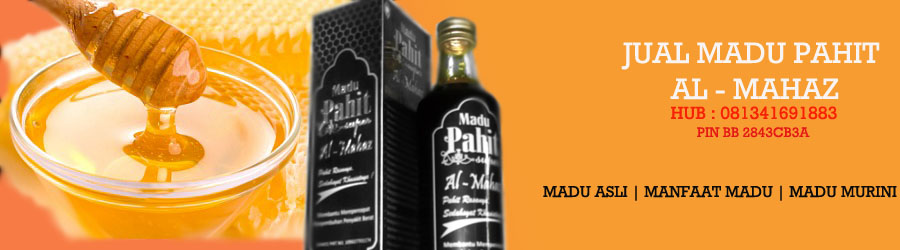 JUAL MADU PAHIT