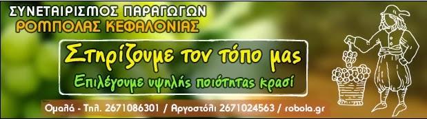 ΣΥΝΕΤΑΙΡΙΣΜΟΣ ΡΟΜΠΟΛΑΣ