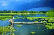 Majolilargest river island in the world (majuli island)