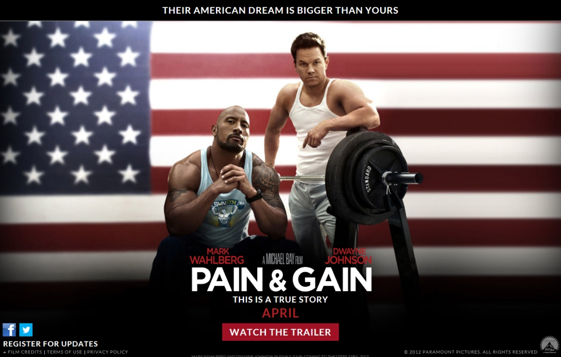 pain-and-gain-2013 - Last Movie You've Watched - Youtube Replay
