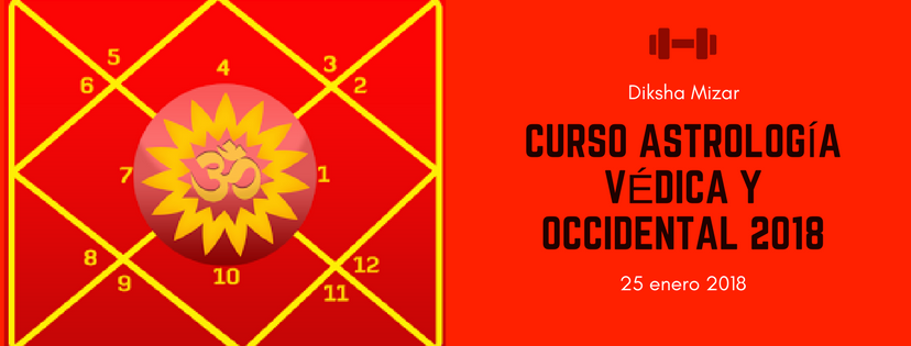 Curso de Astrología Védica y Occidental