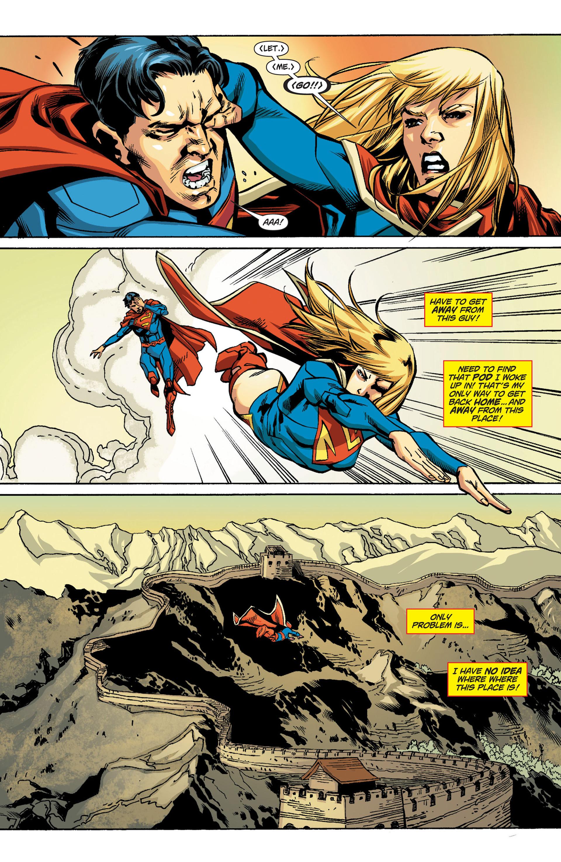 Supergirl (2011) Issue #2 #4 - English 15