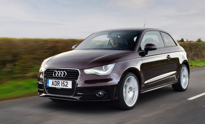 Audi A1 1.4 TFSI with Cylinder on Demand technology