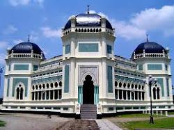 Mesjid Raya Medan, Kokoh Menatap Zaman