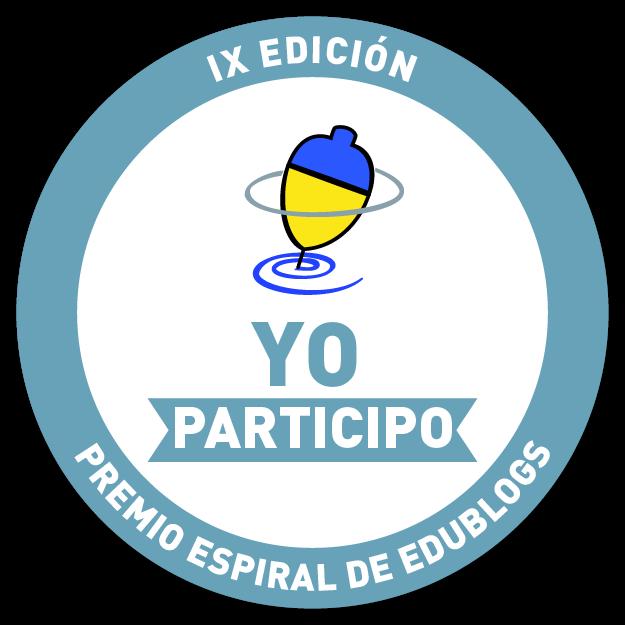 IX Premio de Espiral Edublogs