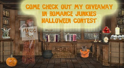 Romance Junkies Halloween Contest