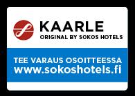 Yhteistyössä Sokos Hotel Kaarle