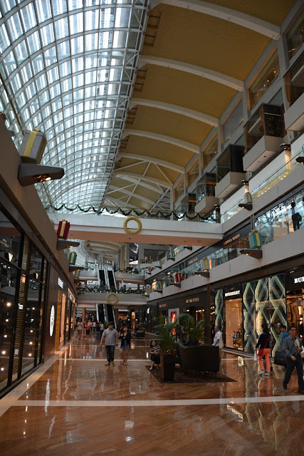 Marina Bay Sands Shops Singapore