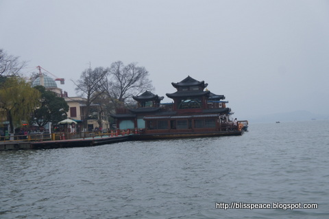 A glimpse of  Hangzhou ...