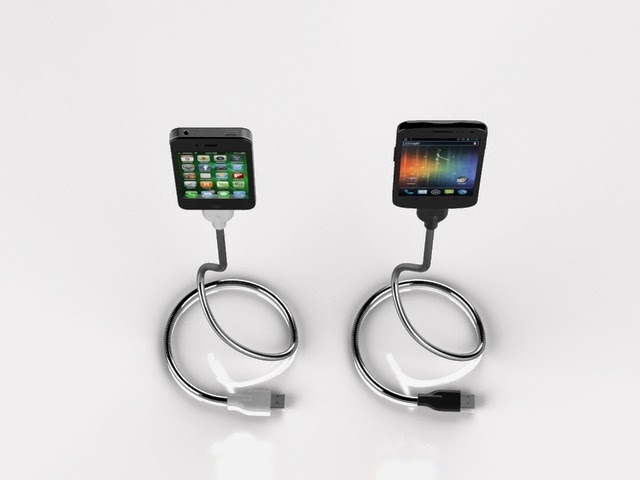 Awesome and Coolest Recharging Cables (15) 4