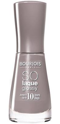 esmaltes de uñas primavera verano 2013 Bourjois color gris