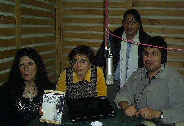Reportaje en Antena libre el pasado 9 de  Septiembre,