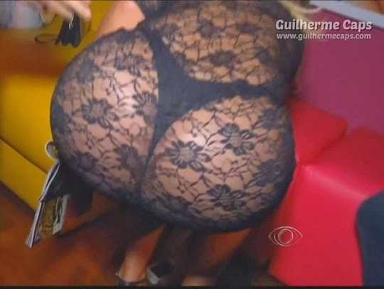 Andressa Urach Aparece No Final Do V Deo