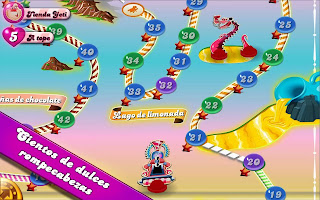 Candy Crush Saga Modificado v1.31.0 .apk [Español]
