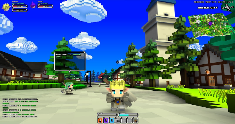 Quest cube of fate perfect world indonesia