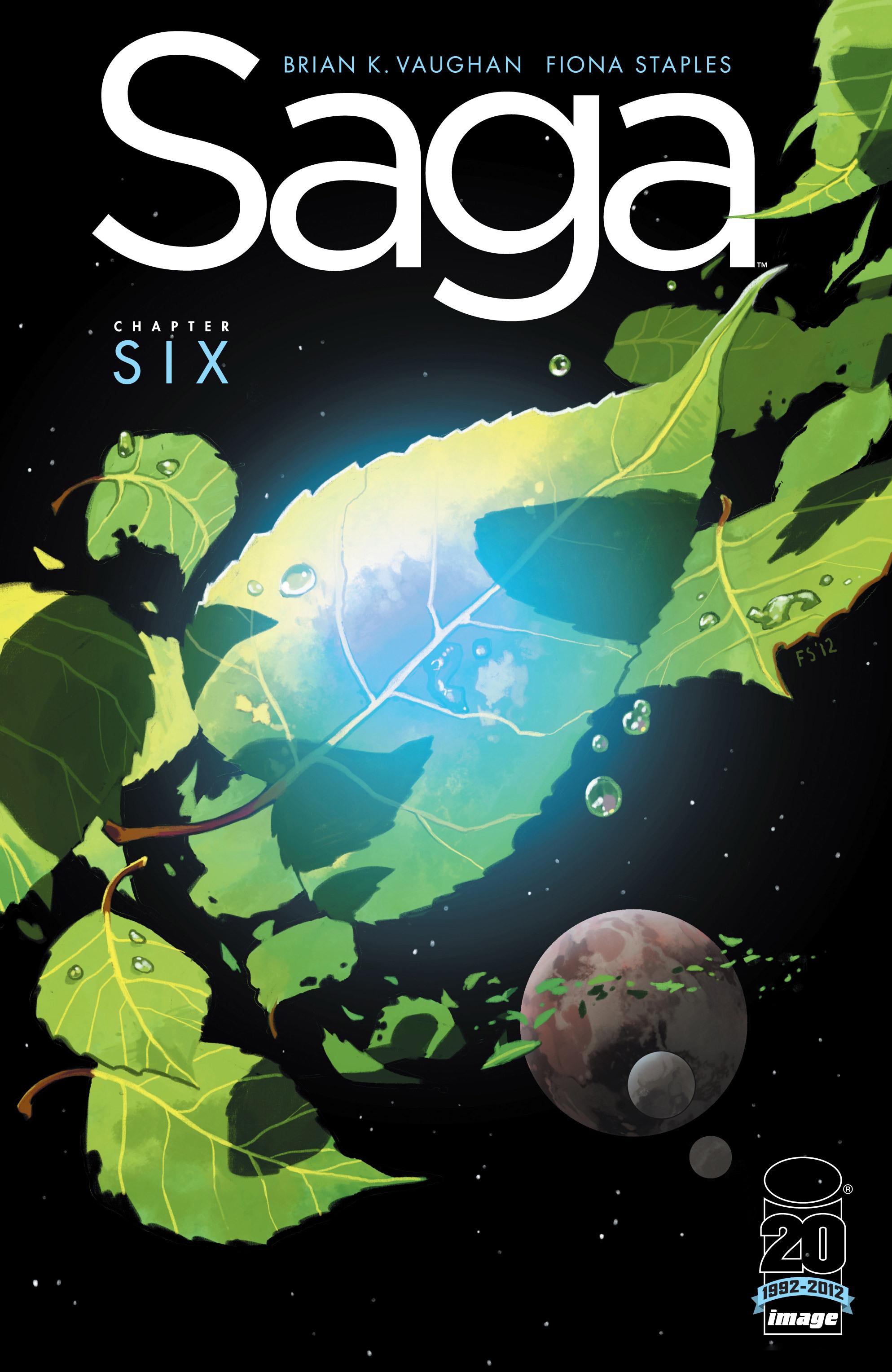 Saga 6 Page 1