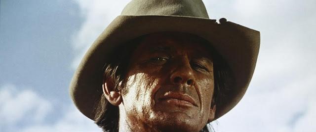 Photo de Il était une fois dans l'Ouest, un film de Sergio Leone sorti en 1968 et considéré comme l'un des chefs-d'œuvre du genre western spaghetti.