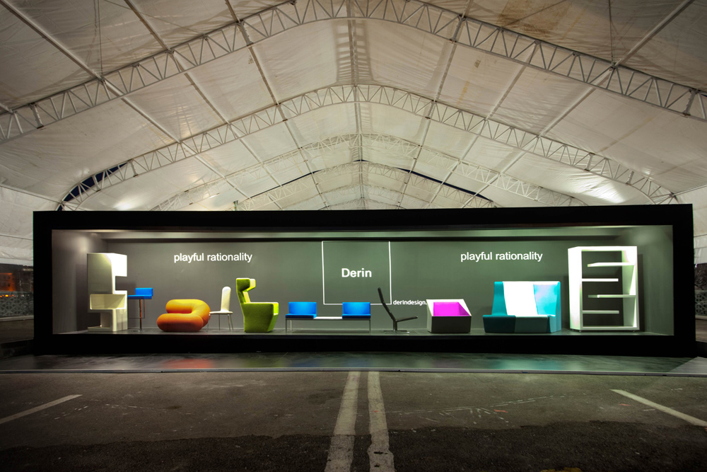 Modern Exhibition Booth : Contemporary design furniture modern by